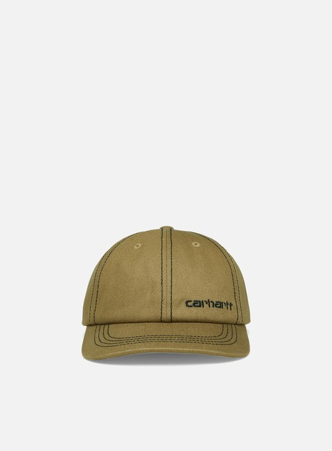 Cappellini con visiera Carhartt WIP Contrast Stitch Cap