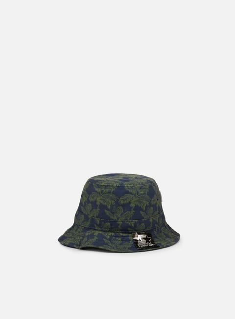 Outlet e Saldi Cappellini Bucket Carhartt WIP Ghetto Palm Print Bucket Hat