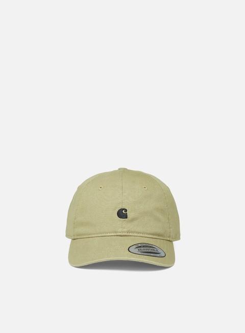 Curved Brim Caps Carhartt WIP Madison Logo Cap