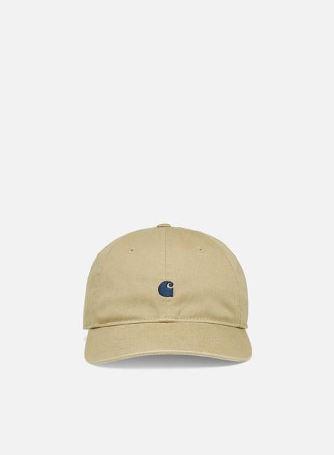 Cappellini con visiera Carhartt WIP Madison Logo Cap
