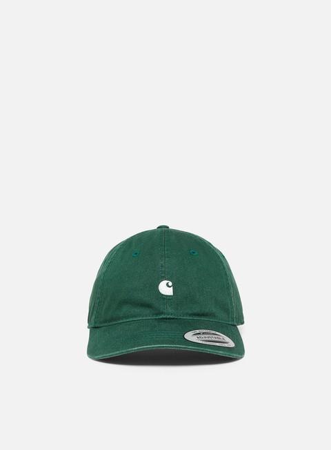 Cappellini Visiera Curva Carhartt WIP Madison Logo Cap