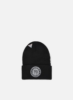 Cayler & Sons - 99 FCKN Problems Old School Beanie, Black/White