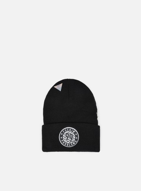 cappellini cayler e sons 99 fckn problems old school beanie black white