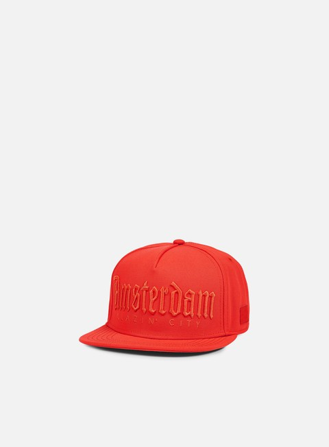 Outlet e Saldi Cappellini Snapback Cayler & Sons Amsterdam Mono Snapback