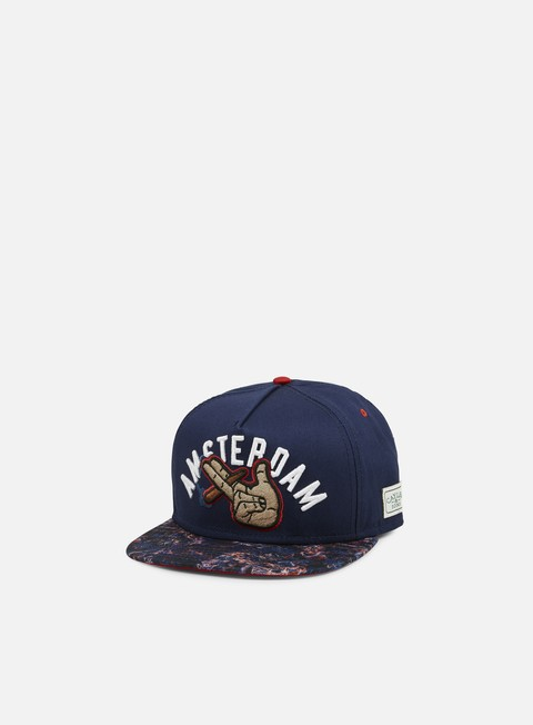 Outlet e Saldi Cappellini Snapback Cayler & Sons Amsterdam Snapback