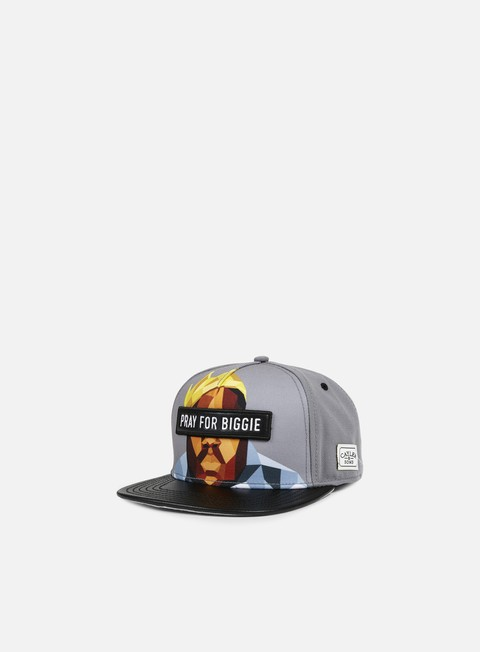 Cappellini Snapback Cayler & Sons Bigasso Snapback