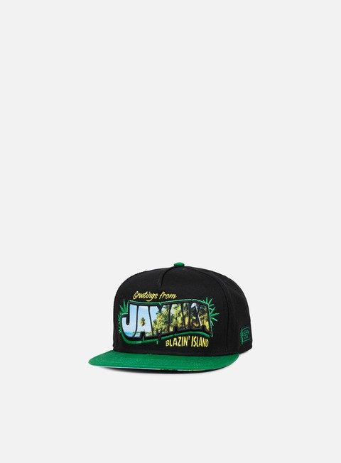 cappellini cayler e sons blazin island snapback black