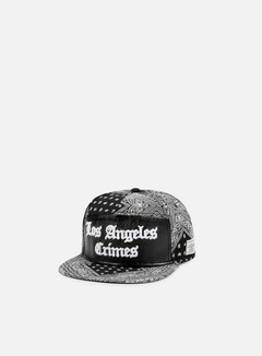 Cayler & Sons - Crimes Snapback, Black Paisley/Black 1