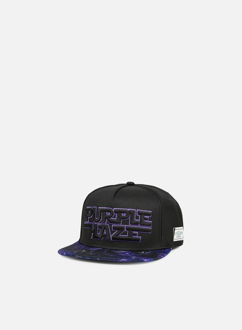 cappellini cayler e sons dark haze snapback black purple