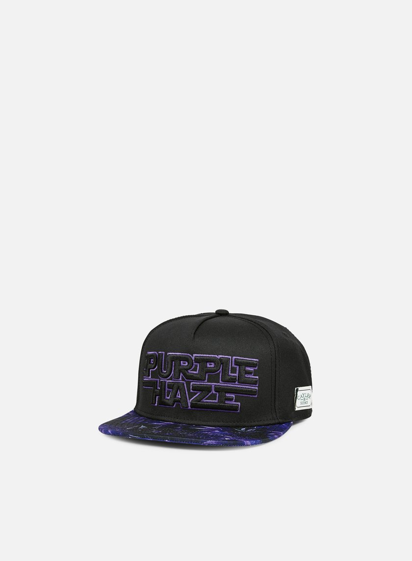 Cayler & Sons - Dark Haze Snapback, Black/Purple