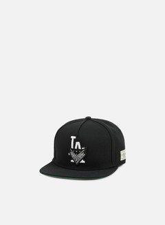 Cayler & Sons - Ivan Antonov Snapback, Black/Green/White 1