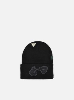 Cayler & Sons - Lazer Kush Old School Beanie, Black