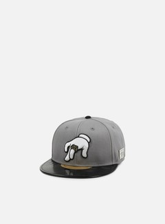 Cayler & Sons - No Requests Snapback, Grey/Black/Multi 1