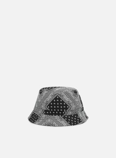 Cayler & Sons - Paiz Bucket Hat, Black/White