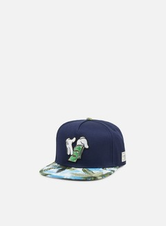 Cayler & Sons - Rainmaker Snapback, Deep Navy/Multi 1