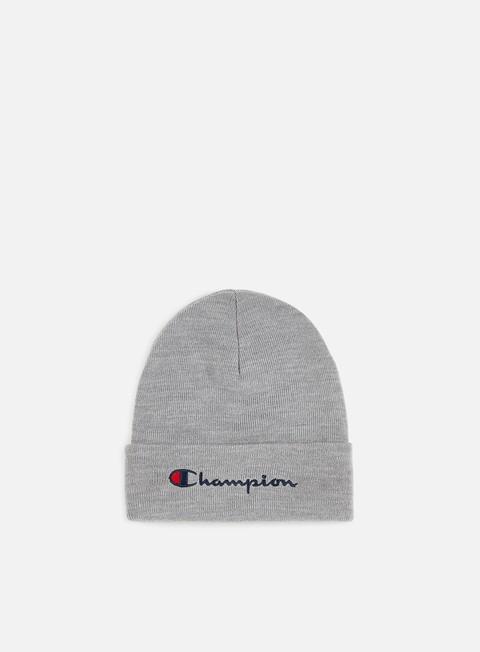 Beanies Champion Logo Knit Beanie