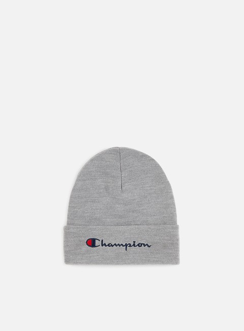 Outlet e Saldi Cuffie Champion Logo Knit Beanie