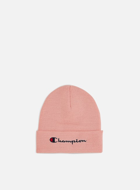 Sale Outlet Beanies Champion Logo Knit Beanie
