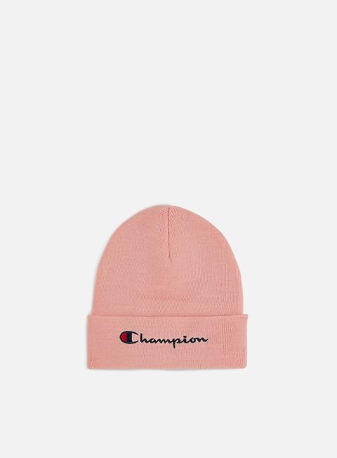 Cuffie Champion Logo Knit Beanie
