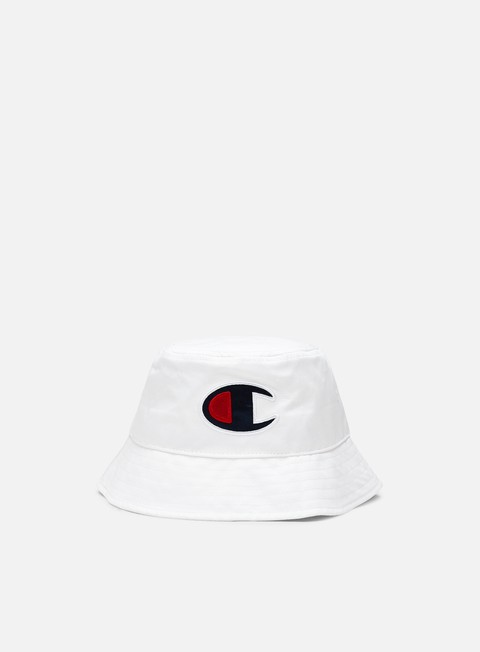 Outlet e Saldi Cappellini Bucket Champion Satin C Logo Bucket