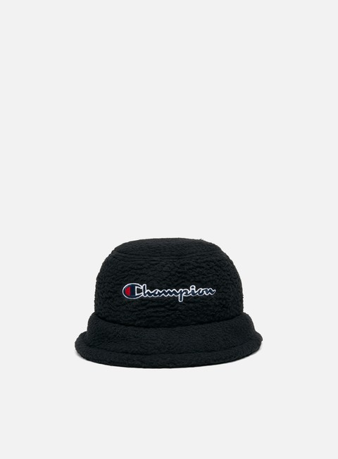 Outlet e Saldi Cappellini Bucket Champion Trade Rochester Fleece Bucket Cap