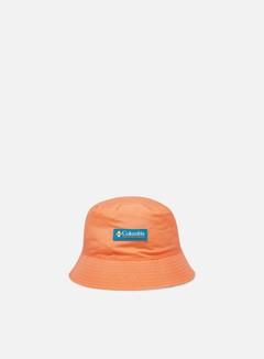 Columbia - Roatan Drifter II Reversible Bucket Hat, Bright Nectar/White
