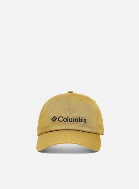Curved Brim Caps Columbia ROC Hat