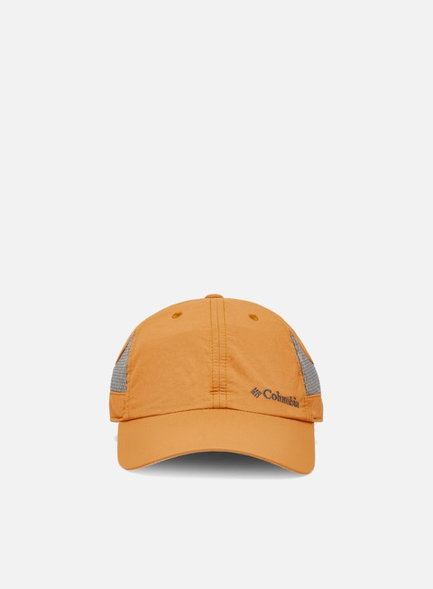 Curved Brim Caps Columbia Tech Shade Hat