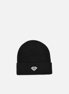 Diamond Supply - Brilliant Beanie, Black