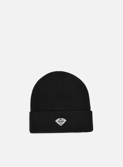 cappellini diamond supply brilliant beanie black