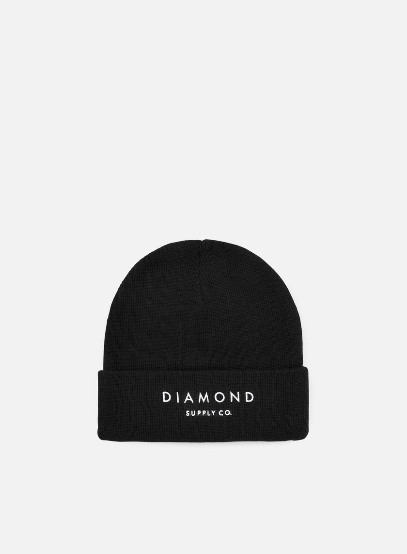 Diamond Supply - Diamond Beanie, Black
