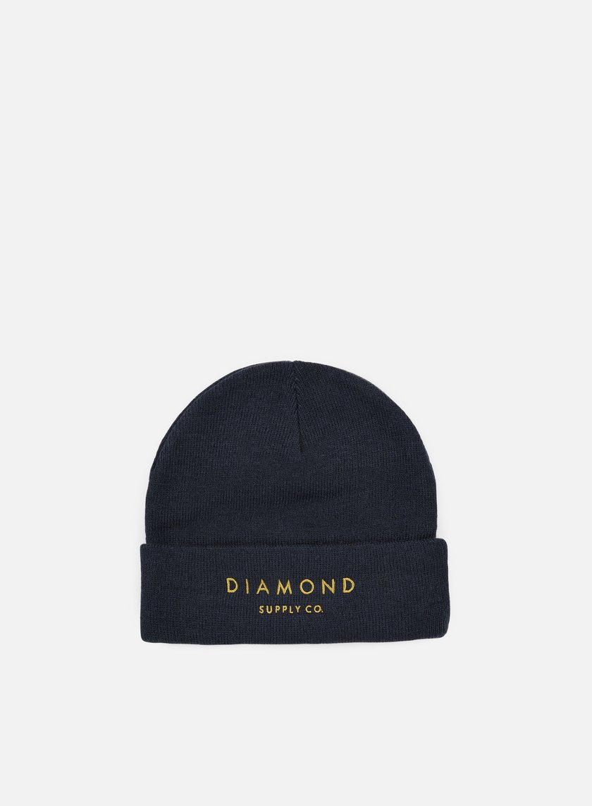 Diamond Supply - Diamond Beanie, Navy