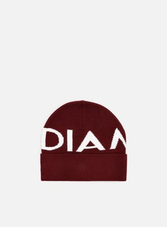 Diamond Supply - Radiant Beanie, Burgundy 1