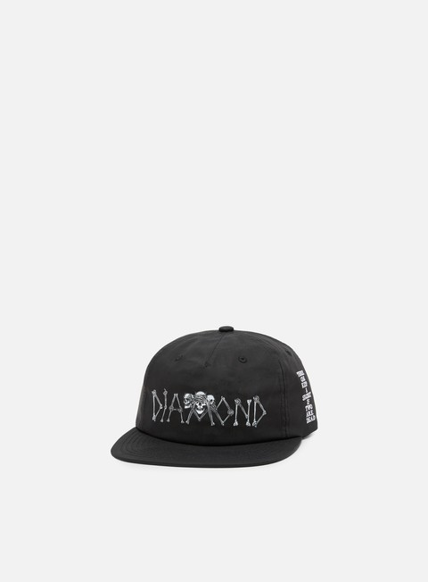 Cappellini Snapback Diamond Supply Secrets Die Snapback