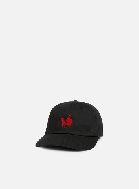 cappellini doomsday hunt dad hat black