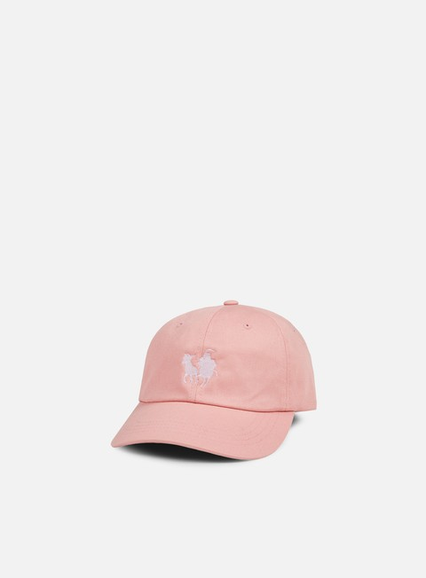 cappellini doomsday hunt dad hat pink