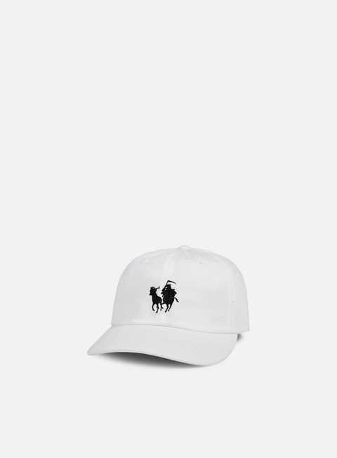cappellini doomsday hunt dad hat white