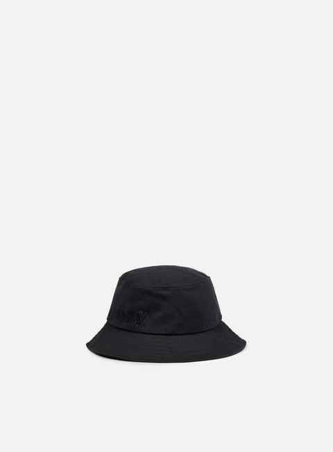 cappellini doomsday logo bucket black