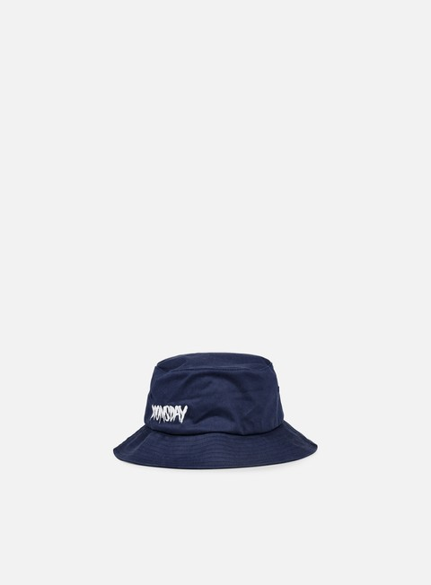 Bucket Hat Doomsday Logo Bucket