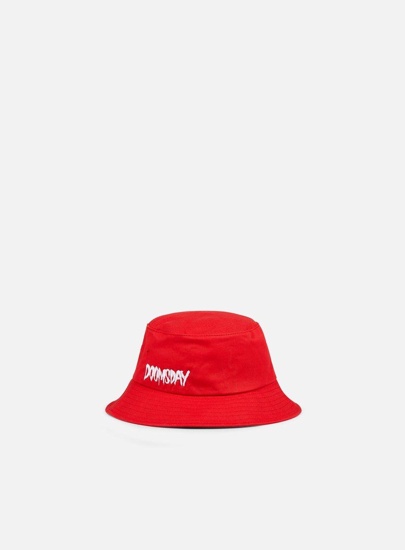 Doomsday - Logo Bucket, Red