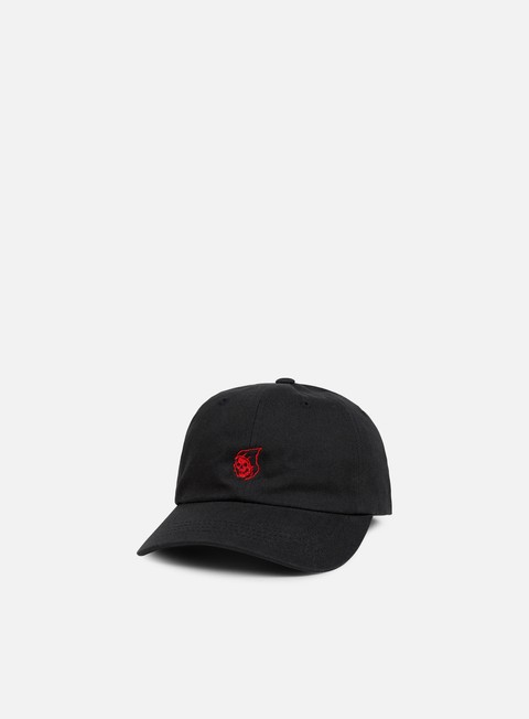 cappellini doomsday reaper lazer dad hat black