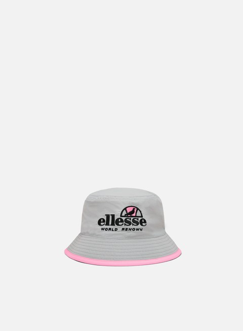 cappellini ellesse staple vermont bucket hat grey