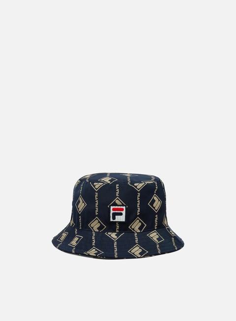 Cappellini Bucket Fila Aop Bucket Hat
