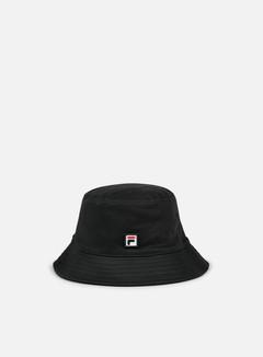 Fila - Basic Bucket Hat, Black 1