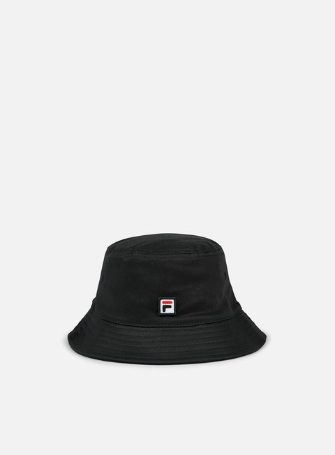 cappellini fila basic bucket hat black