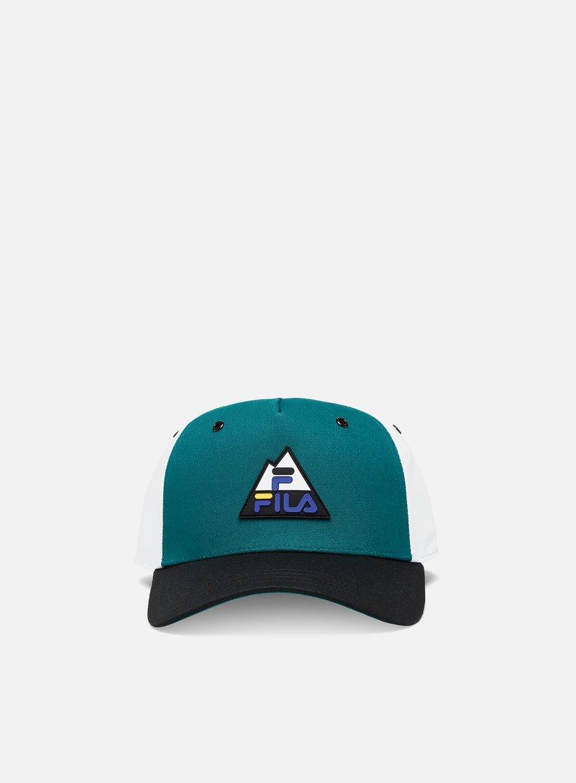 Fila Colorblock Mountain Logo Cap