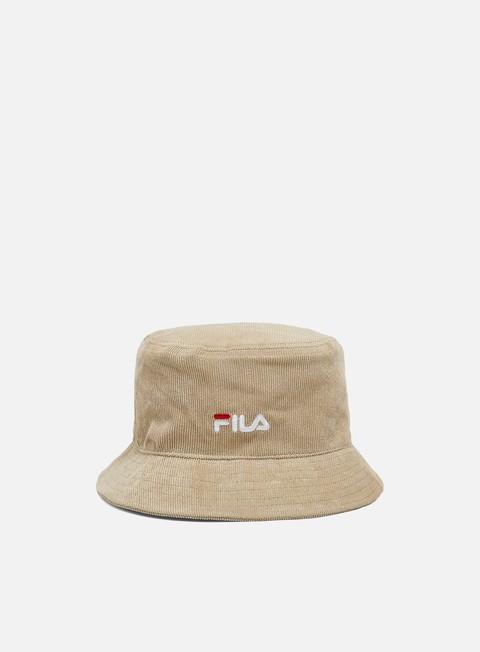 Cappellini Bucket Fila Cord Bucket Hat