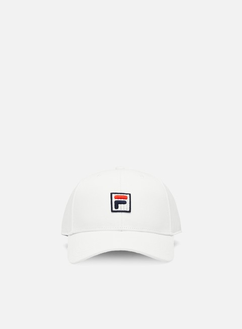 Fila Dad F-Box Logo Cap