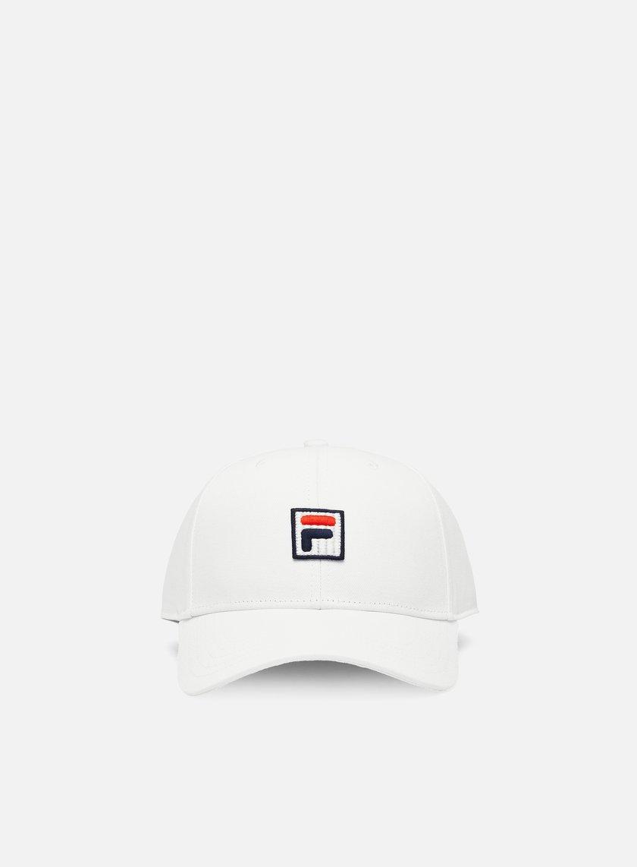 Fila Dad F-Box Logo Cap