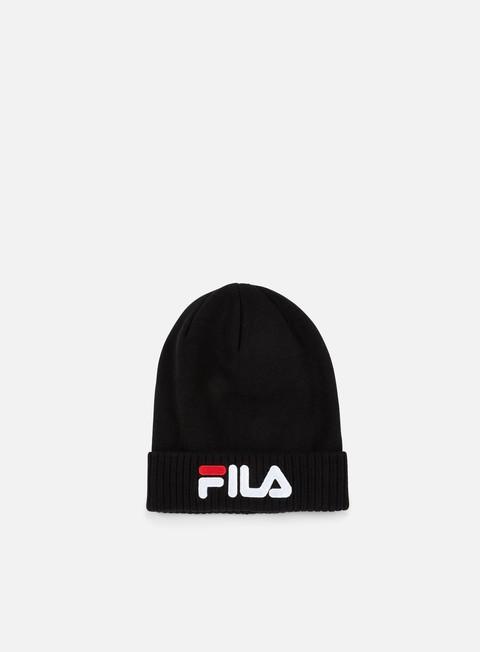 cappellini fila slouchy beanie black